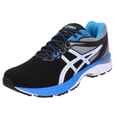 Asics Reveletions Preto com Royal