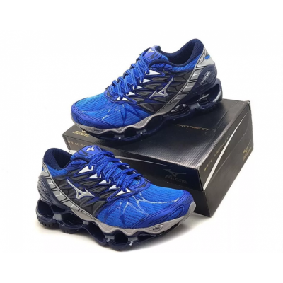 Tênis Mizuno Wave Prophecy 7 Royal